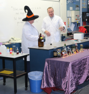 Potions Class at NHS