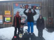 Snowboarding Team
