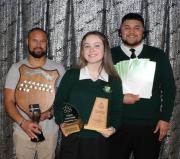 Senior Prizegiving 2020 Awards and Photos