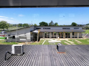 Our Newest Classroom Block