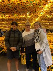 Senior Art Trip to Auckland